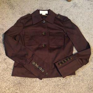 Michael Kors Military Jacket
